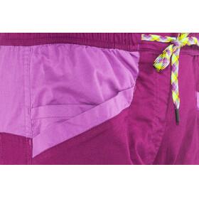 La Sportiva Temple Pants Women Plum/Purple